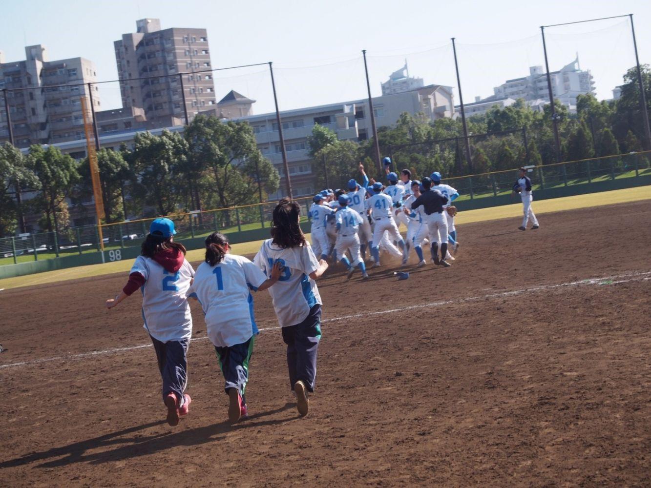 青山学院大学理工軟式野球部