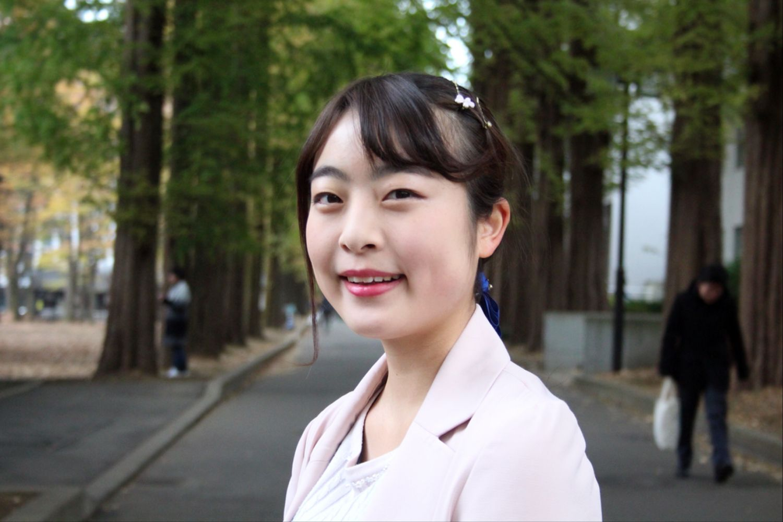 東海大学英語会話研究会(ESS)から美女カレン!!|東海大学|CAMPUS ...