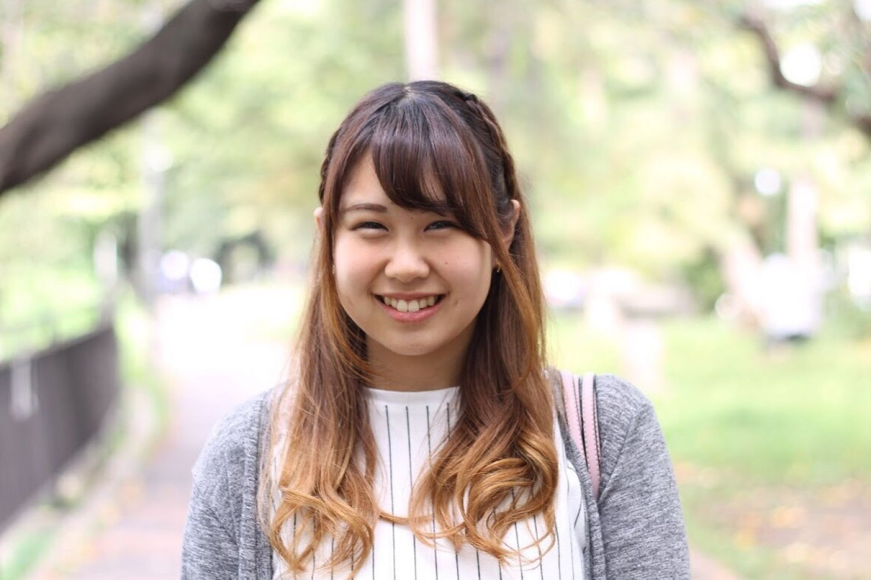 しあわせそうな笑顔がかわいい♡flashmob・ふうか|法政大学|campus